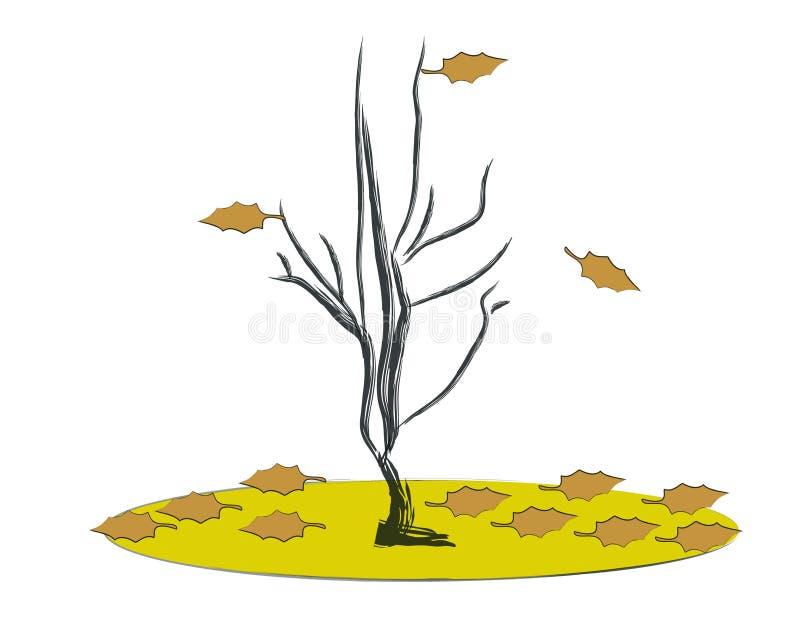 Download Caduta illustrazione di stock. Illustrazione di illustrazione - 201856