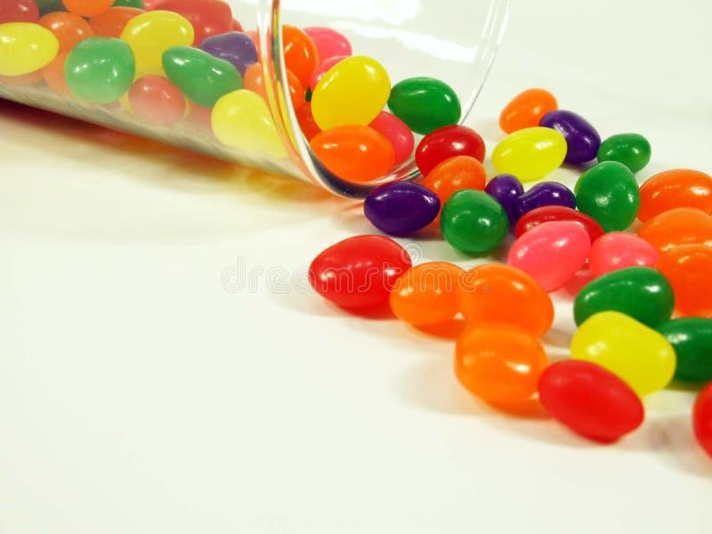 Caduta di colori di divertimento immagini stock libere da diritti