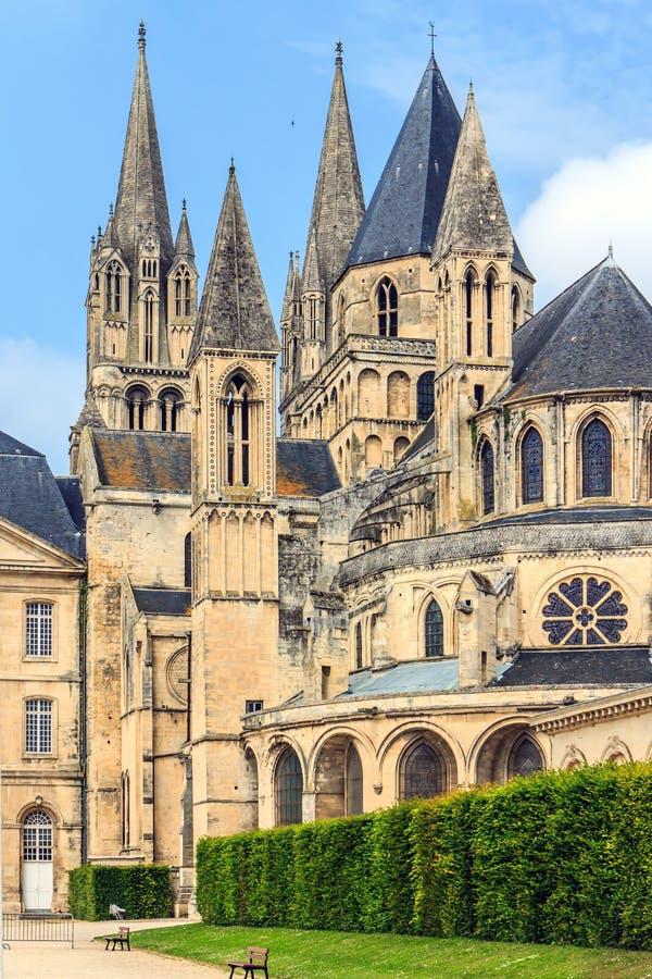 Caen, Normandie, Frankreich stockfotografie