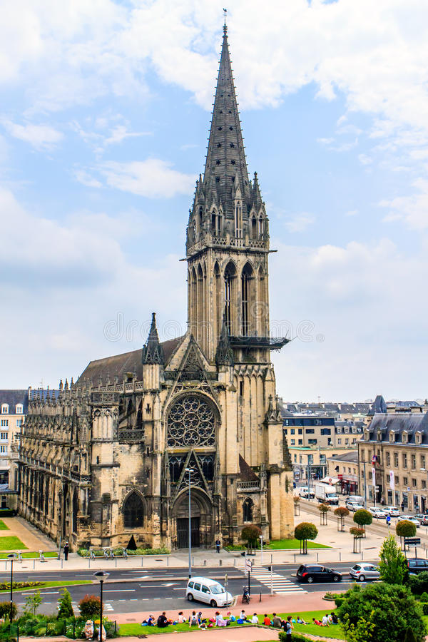 Free Caen, Normandy, France Stock Images - 82636124