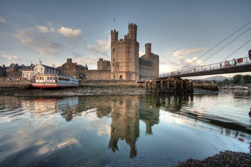 Download Caernarfon,castle stock photo. Image of britain, wales - 14851744