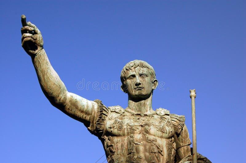 Caesar imagen de archivo libre de regalías