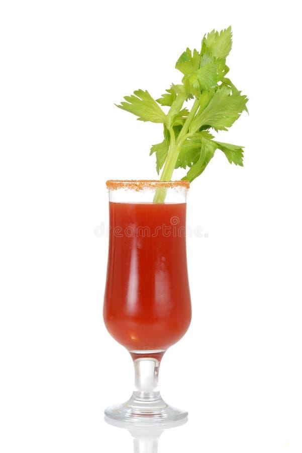 Caesar-Cocktailgetränk lizenzfreie stockbilder