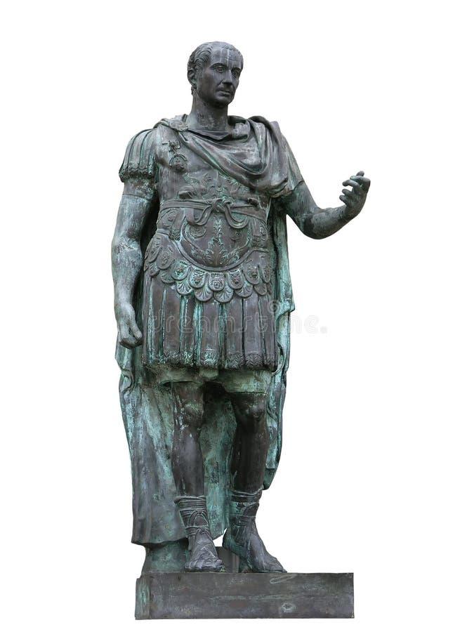 caesar julius royaltyfri bild