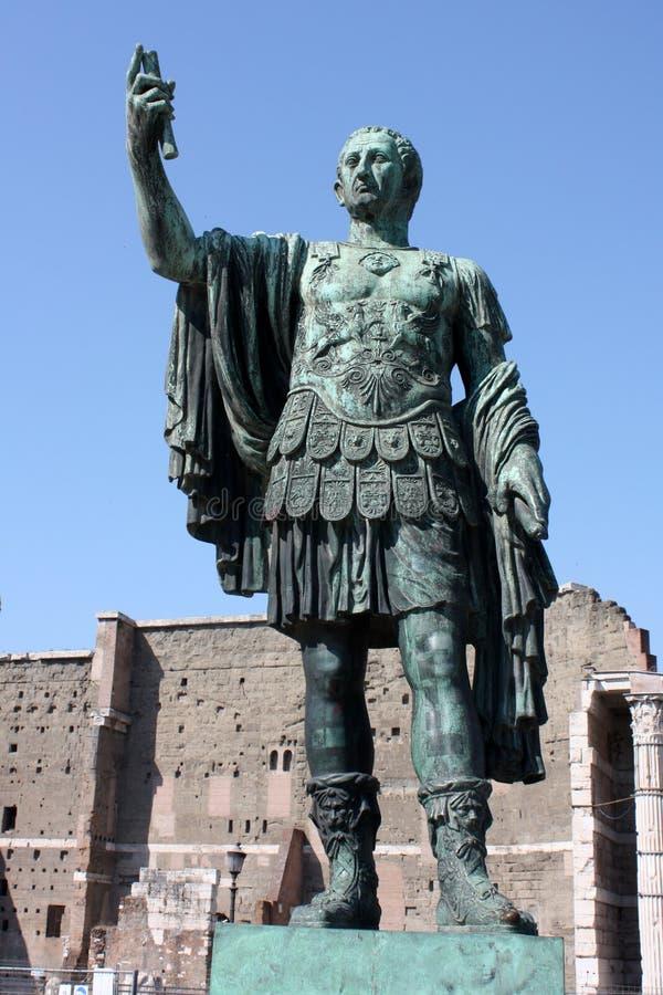 Caesar Roma foto de archivo