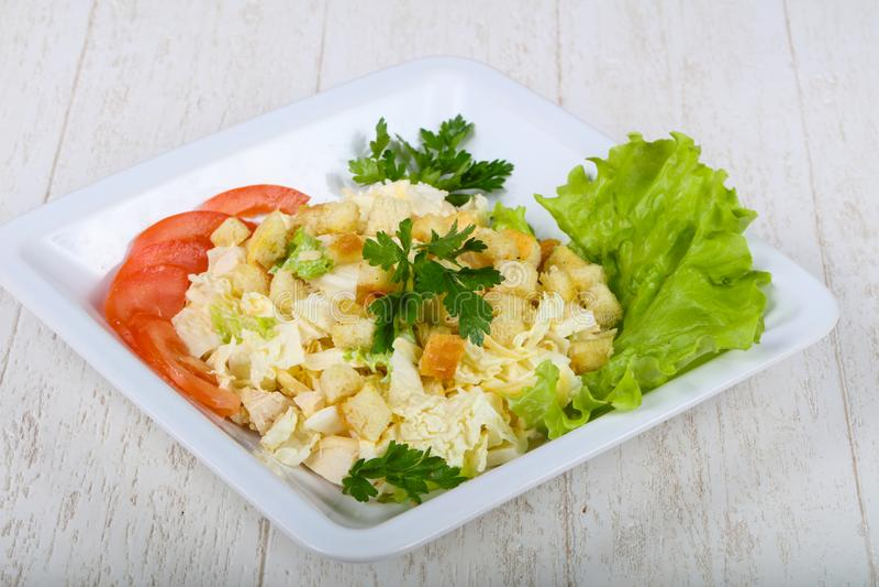 Caesar Salad stock foto