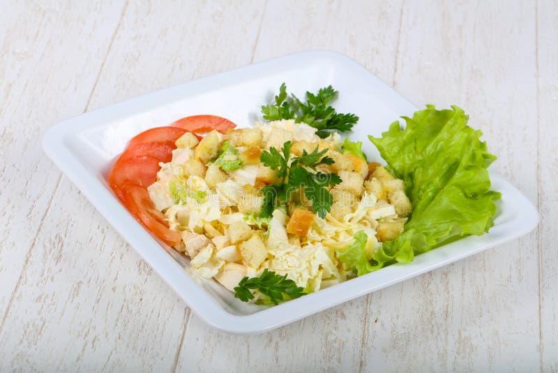 Caesar Salad stock fotografie