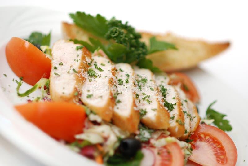 Download Caesar Salad stock image. Image of chicken, salad, restaurant - 13366943