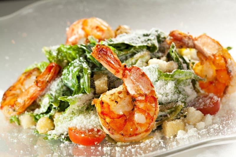 Caesar Salad fotografie stock libere da diritti