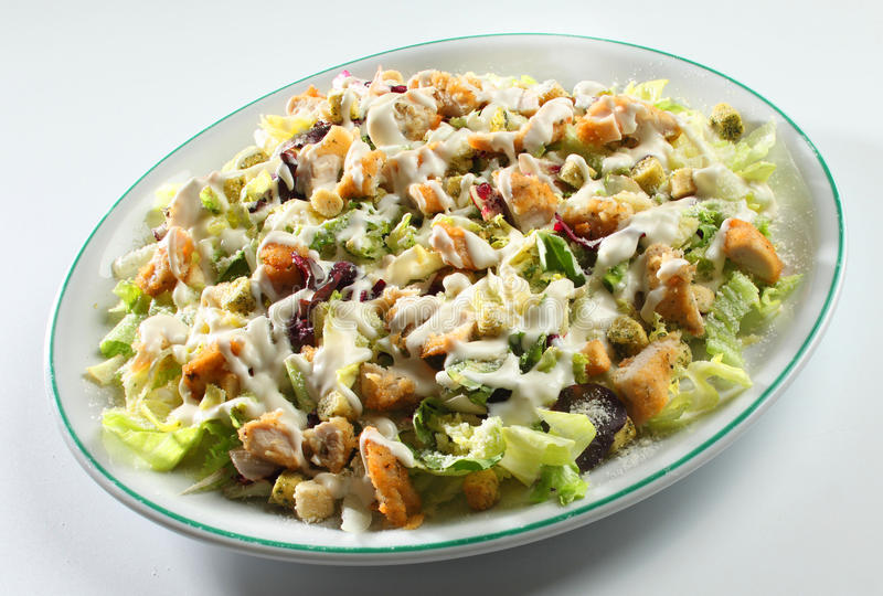 Caesar Salad photo stock