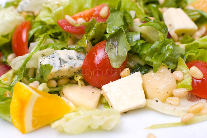 Download Caesar Salad, Macro Royalty Free Stock Photo - Image: 17323675