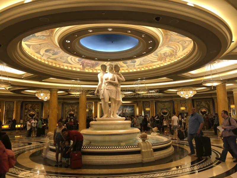Caesar slott arkivfoto