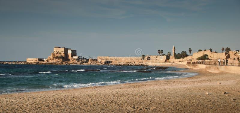 Caesarea stockbild