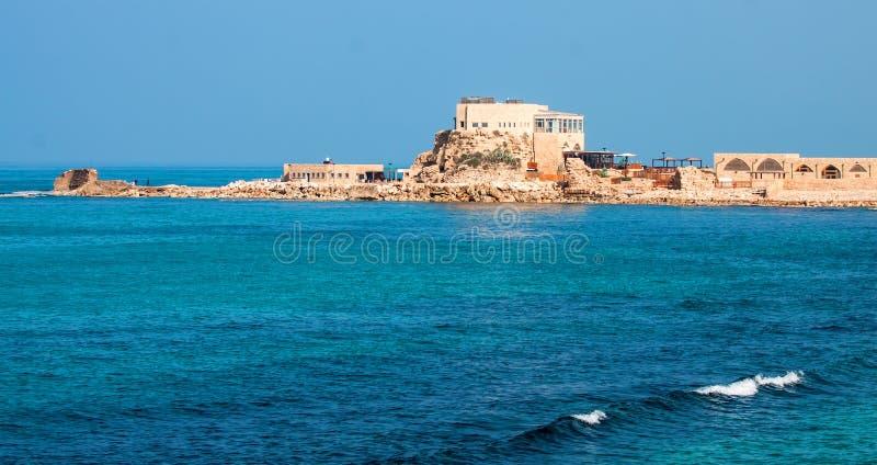 Caesarea imagem de stock
