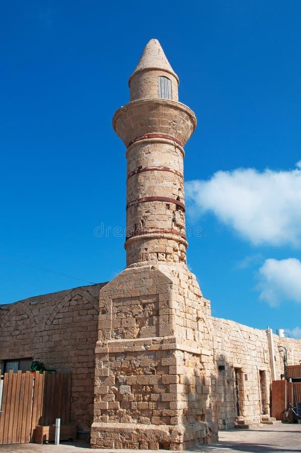 Caesarea, Israel, Oriente Medio imágenes de archivo libres de regalías