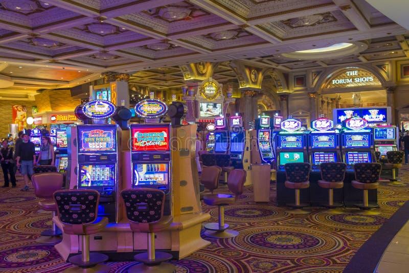 Caesars Palace di Las Vegas fotografie stock