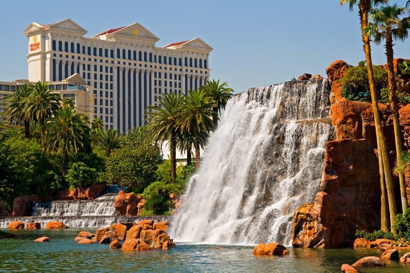 Caesars Palace a Las Vegas immagini stock libere da diritti
