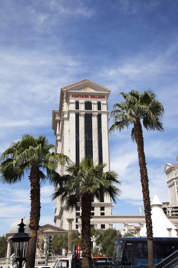 Caesars Palace in Las Vegas, Nevada royalty-vrije stock afbeelding