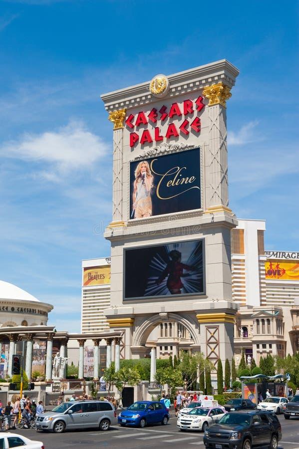 Caesars Palace, Las Vegas stock photos