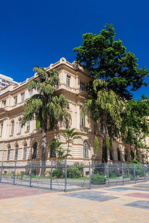 Caetano de Campos-Gebäude stockfoto