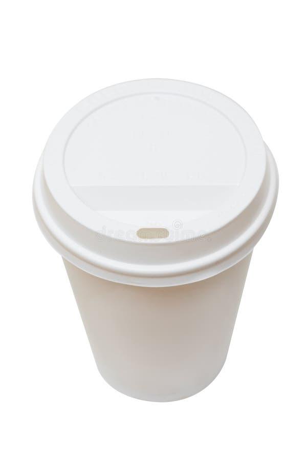 Café à aller images stock