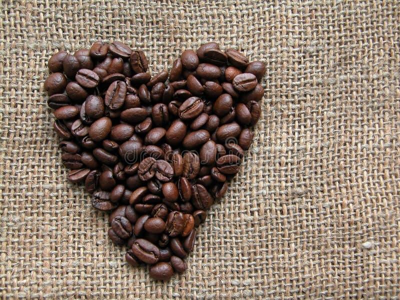 Download Café foto de stock. Imagem de coração, árabe, roasted, preto - 111556
