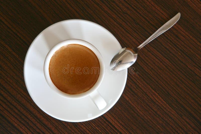 Download Café imagem de stock. Imagem de branco, copo, café, tabela - 12812471