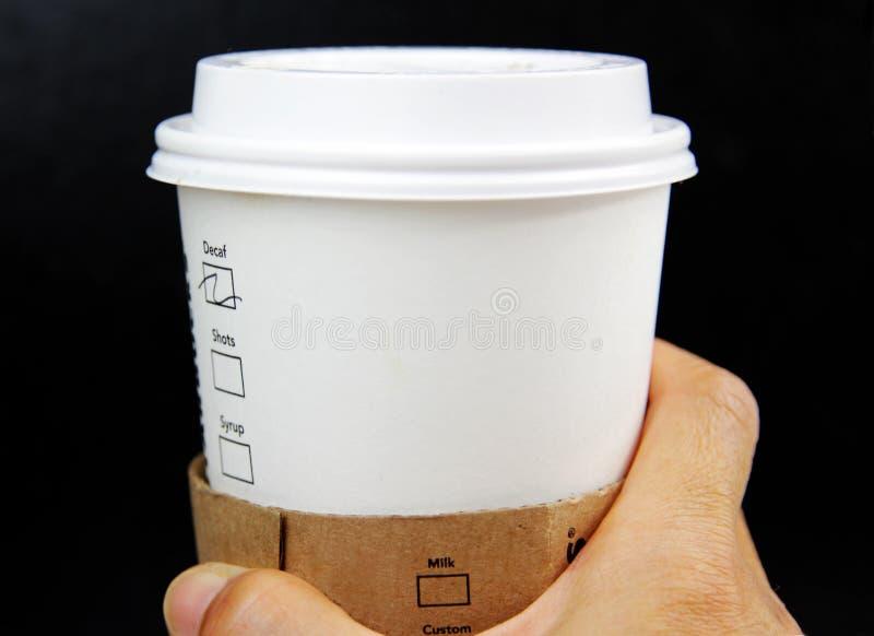 Café fotografia de stock