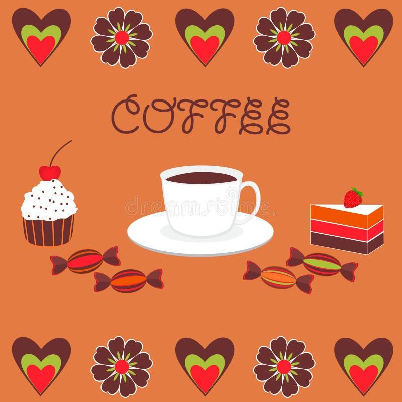Café libre illustration