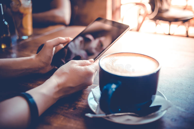 Café stockfoto