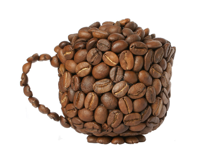 Download Café image stock. Image du cappuccino, excitation, nourriture - 8653163