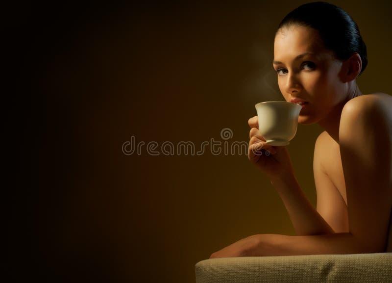 Café aromático foto de stock royalty free