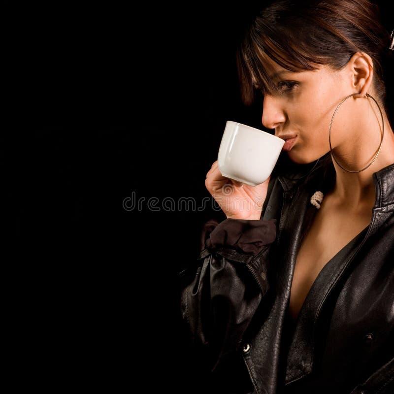 Café bebendo fotos de stock