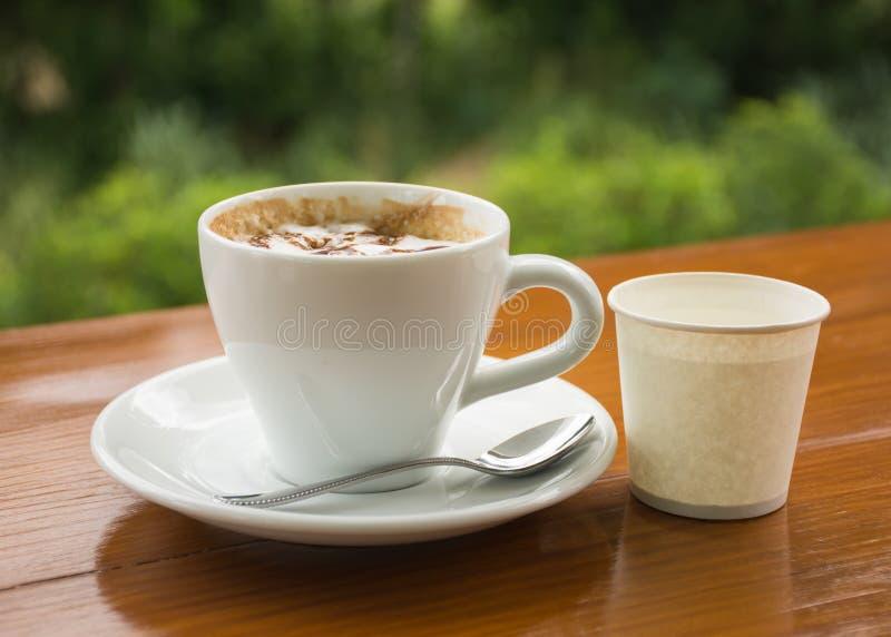 Café, boisson images stock