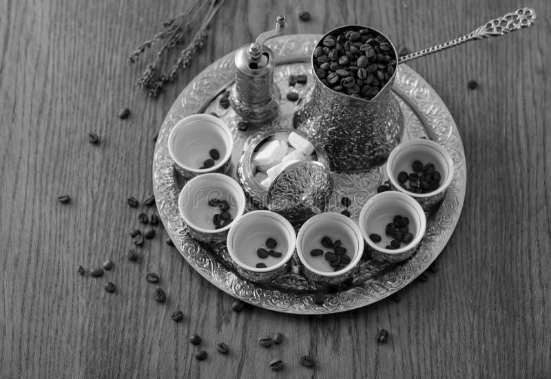 Café bosnio fotografía de archivo