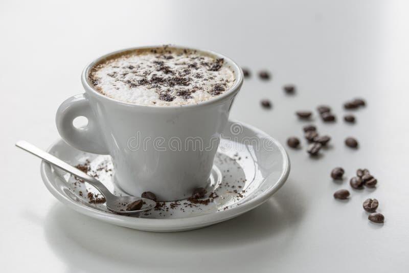 Café branco fotos de stock royalty free