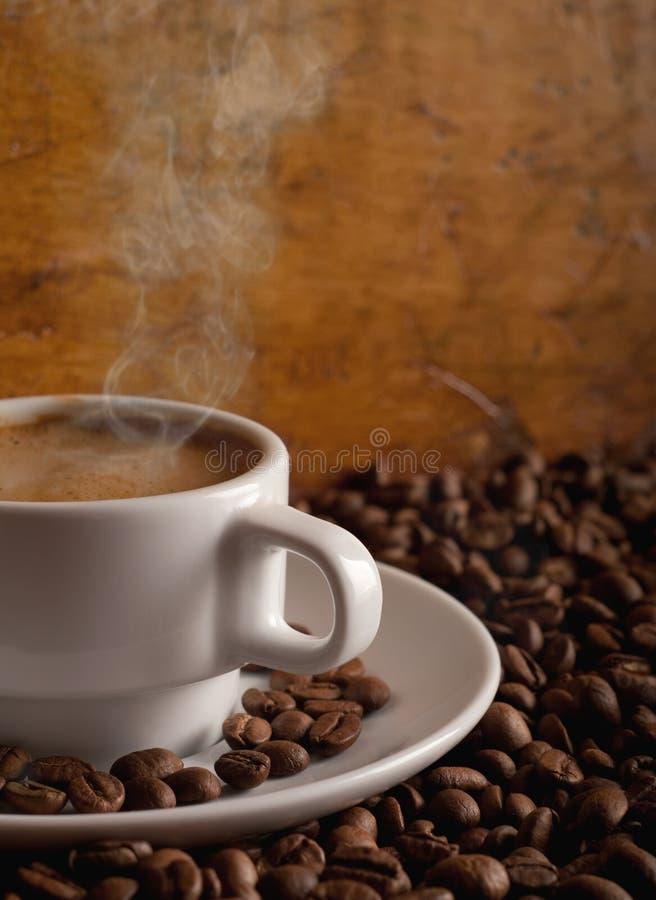 Café chaud photos stock