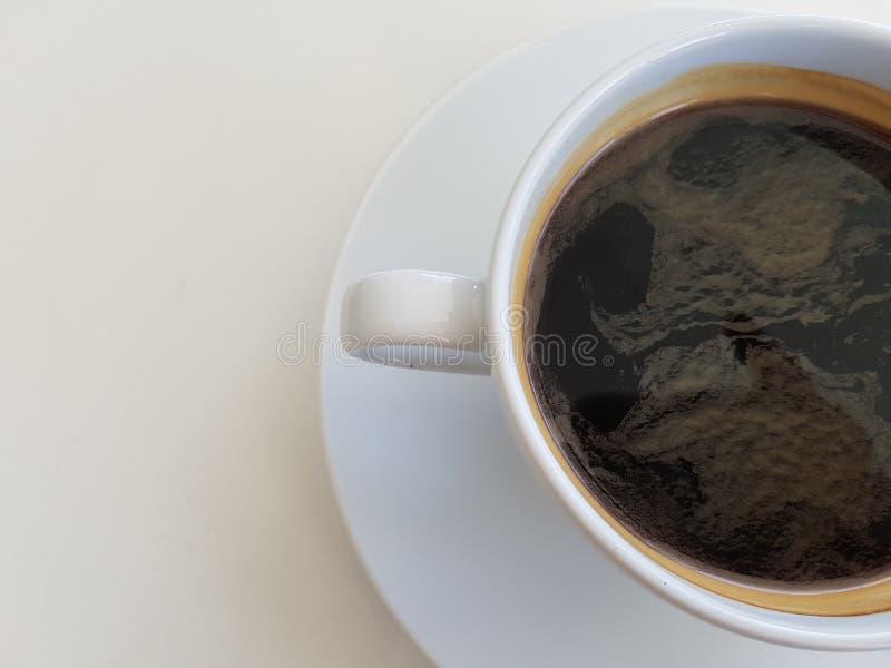 Café chaud photo stock