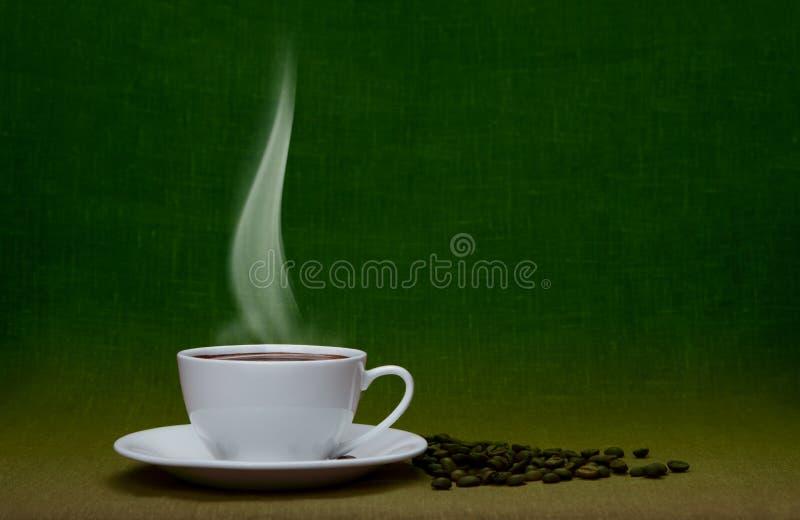 Café com espaço da cópia imagem de stock royalty free