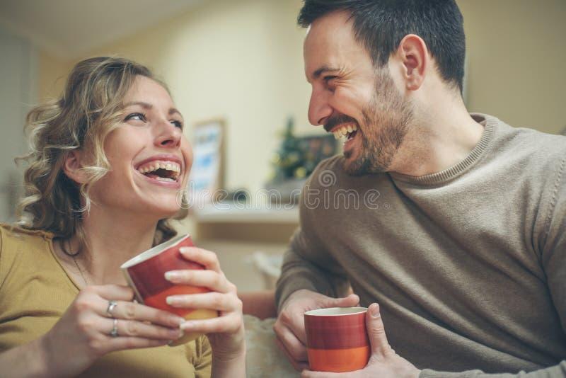 Café com você, bom começo do dia fotografia de stock