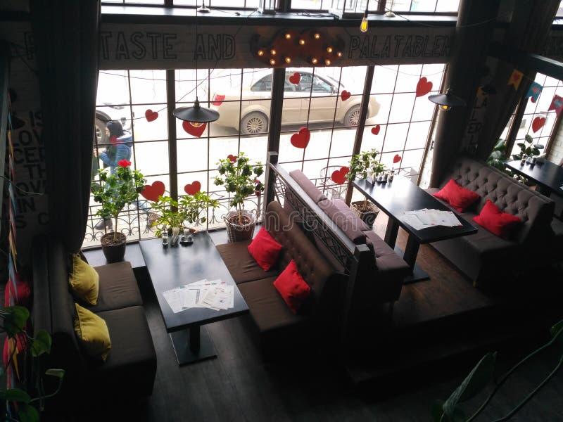 Café confortable photo libre de droits