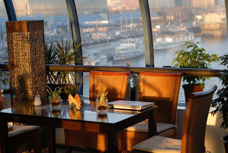 Café confortable images stock
