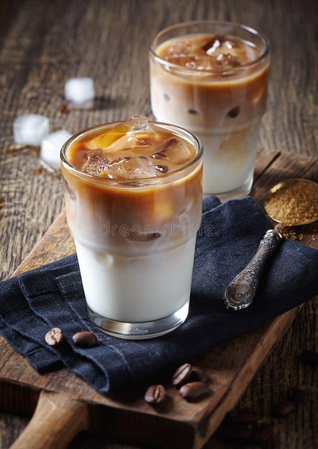 Café congelado imagem de stock royalty free