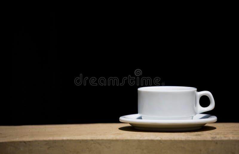 Café-cuvette images stock