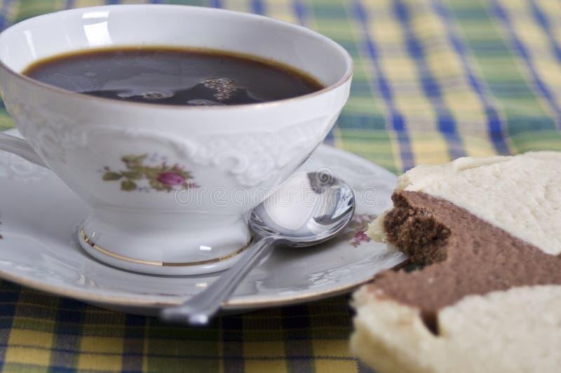Café d'après-midi photographie stock libre de droits