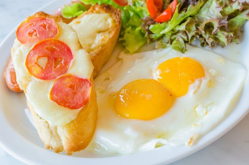 Café da manhã fotografia de stock royalty free