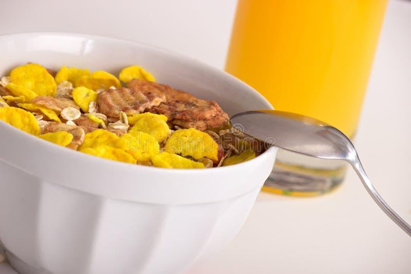 Café da manhã saudável fotos de stock royalty free