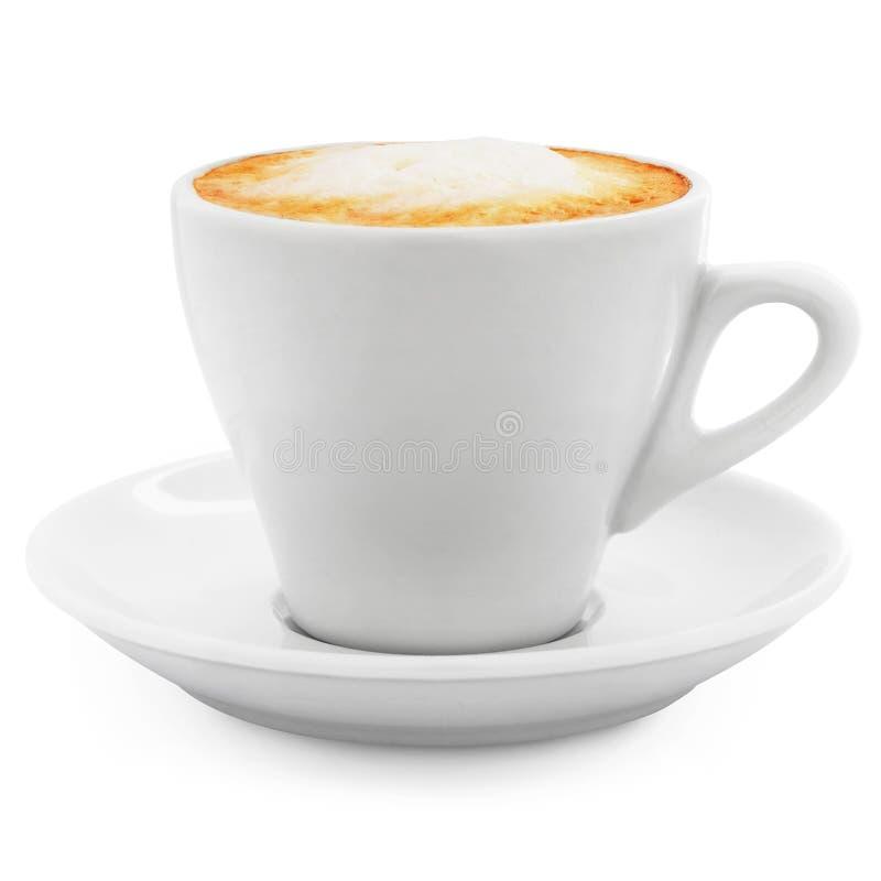 Café de cappuccino image stock