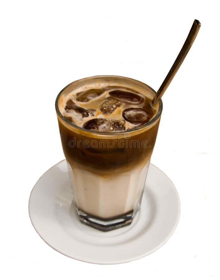 Café de glace images libres de droits