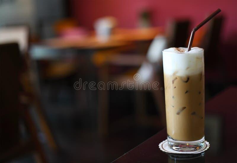 Café de hielo foto de archivo